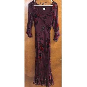 Sue Wong Holiday Dress